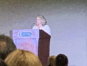 Tina DiMarino at Nashville Conference